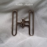 Катарама метална за дамски колани с размер 30мм