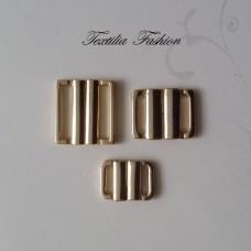 Закопчалка метални за дамско бельо и бански костюми 15 мм