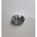 Копче Кристално Овално, Размер: 18х25мм - ПРОМОЦИЯ!