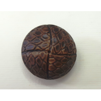 Button Imitation of Leather, Size: 28'', 36''
