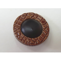 Button Imitation of Leather, Size: 28'', 40''