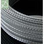 Банел метален спирален на метър 11Х1,0мм