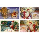 "Оризова хартия за декупаж Формат А3 - ""Merry Christmas"""