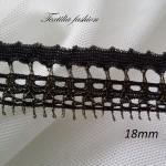 Ластици за дамско бельо с лурекс, Ширина: 18мм