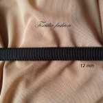 Презрамка за дамско бельо 12 мм
