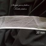 Ластици с мрежа за дамско облекло Ширина: 35mm