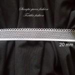 Ластици с мрежа за дамско облекло Ширина: 20mm