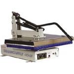 Преса за щампи,ръчна,за за трансферен печат и подлепване Transcastle 4555