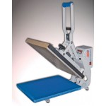 HEAT TRANSFER MACHINE TRANSCASTLE 4050Α Ръчна трансферна преса и подлепване