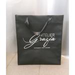 Торбичка за пазаруване със сатенени дръжки, Размер: 40х45х10см