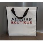 Торбичка за пазаруване със сатенени дръжки, Размер: 40x40x12см