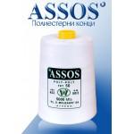 ШЕВНИ КОНЦИ 100% POLY-POLY ASSOS  TKT 50 NE 30/3 NM50/3  5.000m