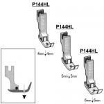 Краче подвижно с повдигнати нагоре краища P144HL (12144HLD), P352