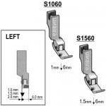 Краче подвижно ляво тясно S1060, S1560, SP360/P360