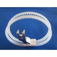 Краче тефлоново с ролки за кожени и хлъзгави материи - TRF1