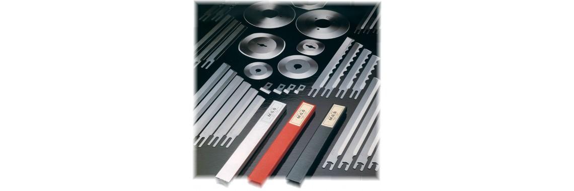 Ножове за гатер и дискови ножици