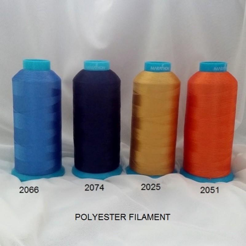 Thread Polyester Embroidery Marathon Denie120 2 Con 5000m
