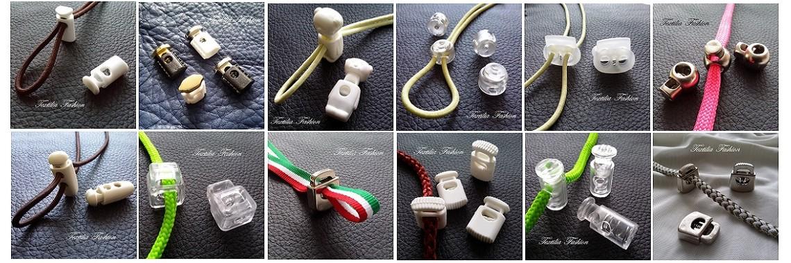 Стопери за шнурове и ластици