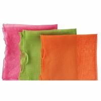 Кърпи от памучен тюл : 40 cm Χ 40 cm