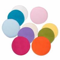 Кърпи от памучен тюл  кръг с диаметър: Φ24 см