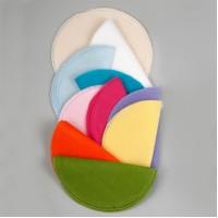 Кърпи от памучен тюл  кръг с диаметър: Φ30 см